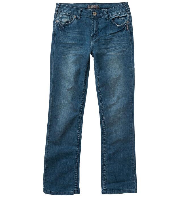 Tammy Bootcut Jeans in Dark Wash (4-7)