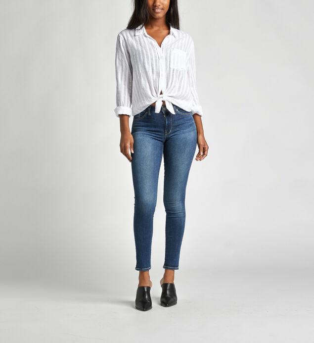 Bleecker Mid Rise Jegging Jeans