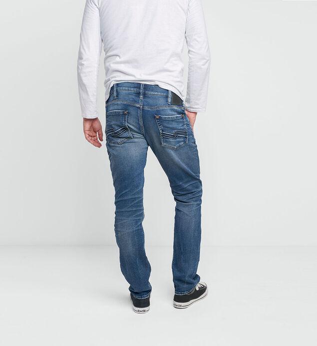 Allan Slim Leg Medium Wash, , hi-res