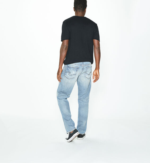 Hunter Tapered Medium Wash, , hi-res