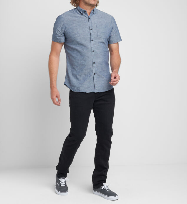 Brett Short-Sleeve Polo, , hi-res