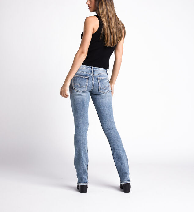 Tuesday Low Rise Slim Bootcut Jeans, Indigo, hi-res