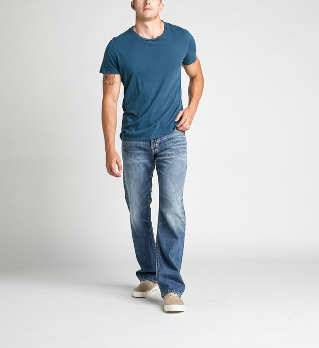 Zac Relaxed Fit Straight Leg Jeans