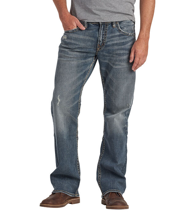 Zac Dark Wash