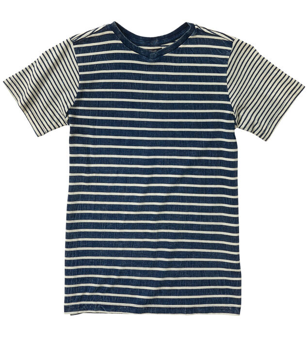 Short-Sleeve Striped Tee (7-16)
