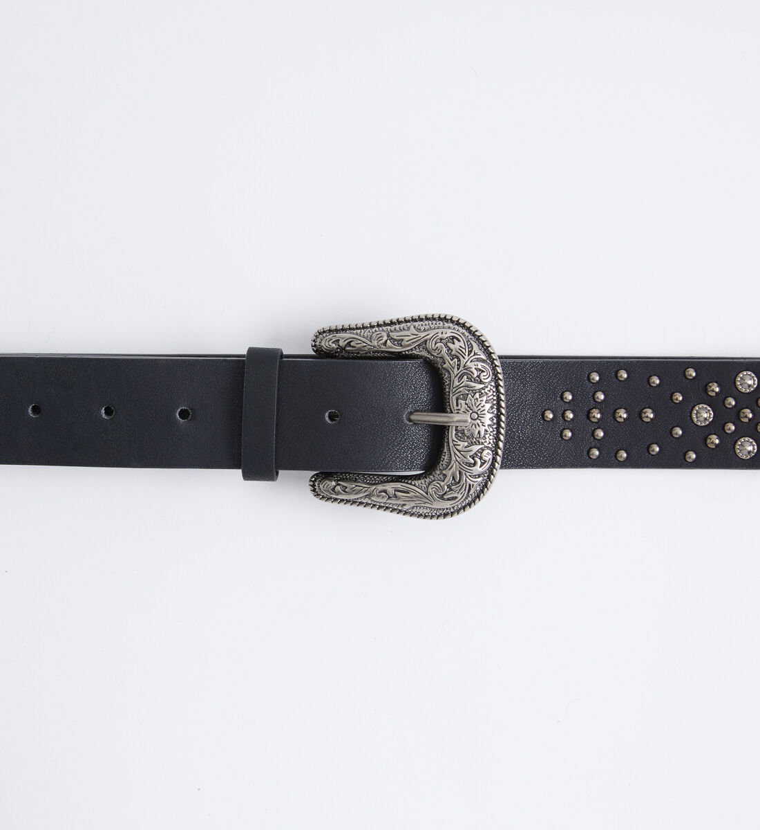 Western Studded Womens Belt Alt Image 1