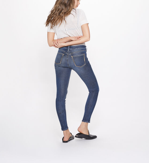 Avery Super Skinny High Rise Dark Wash, , hi-res