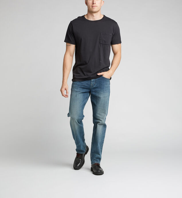 Hunter Athletc Fit Tapered Leg Jeans