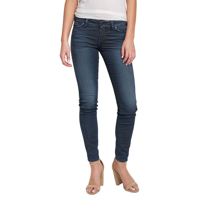 Calley Super Skinny Dark Wash