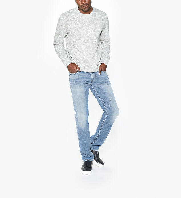 Allan Slim Leg Medium Wash