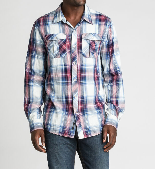 Conway Long-Sleeve Classic Shirt