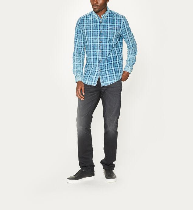 Martin Long-Sleeve Button-Down Shirt