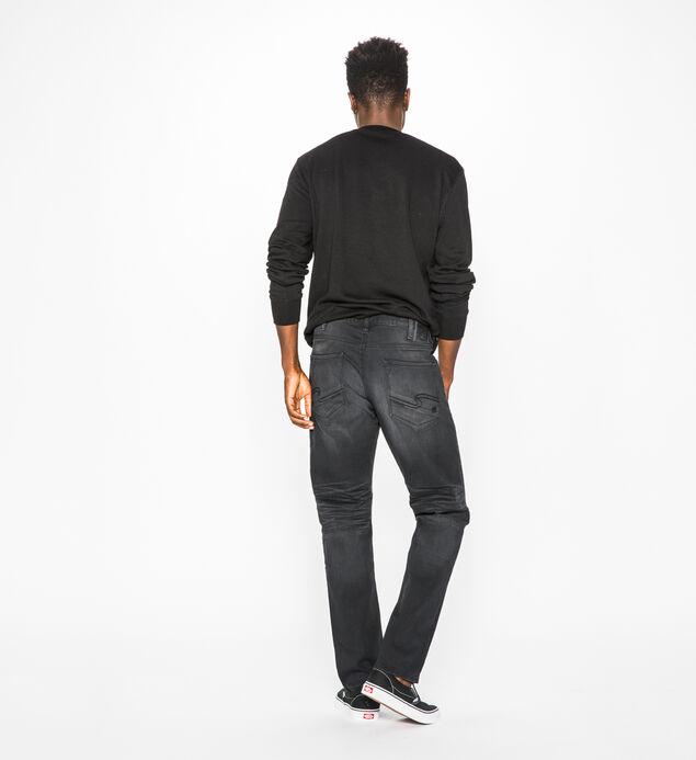 Eddie Color Wash Black Jeans, , hi-res