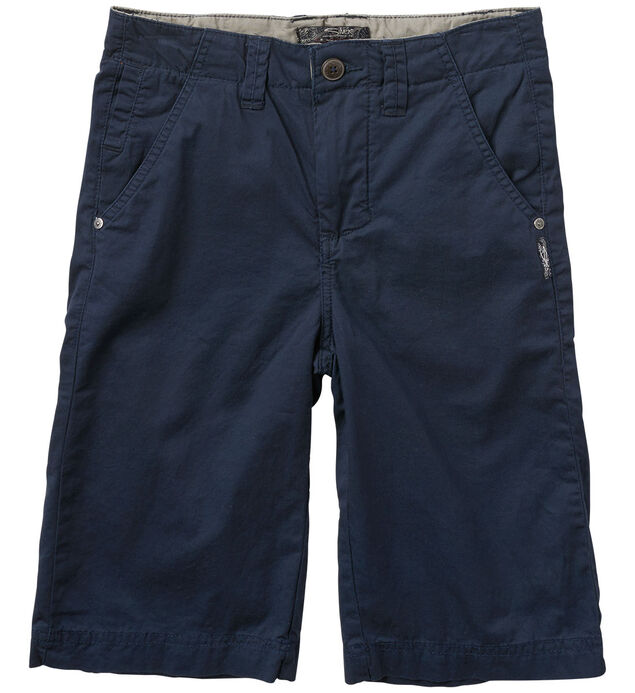 Twill Shorts (7-16)