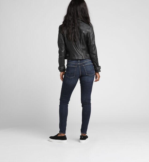 Suki Mid Rise Skinny Leg Jeans, , hi-res