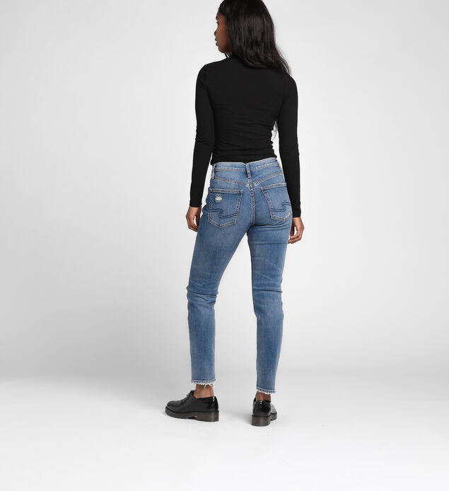 Frisco Tapered High Medium Wash, , hi-res