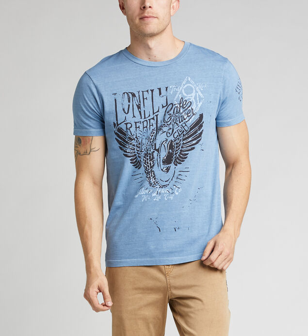 Deater Short-Sleeve Graphic Tee