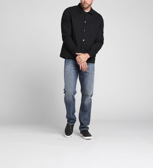 Eddie Relaxed Tapered Jeans