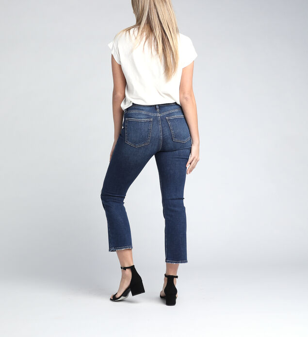 High Note High Rise Boot Crop Jeans, , hi-res