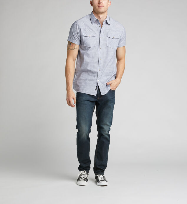 Codyl Short-Sleeve Shirt, , hi-res