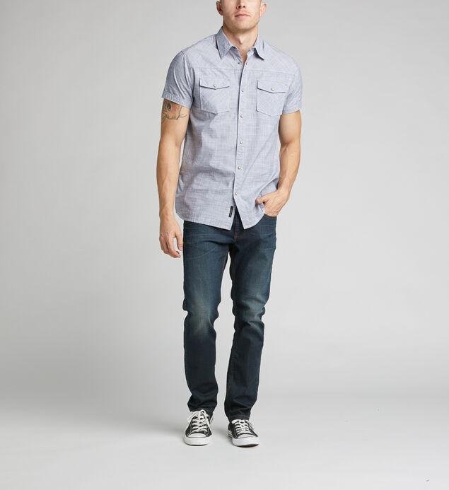 Codyl Short-Sleeve Shirt, , hi-res