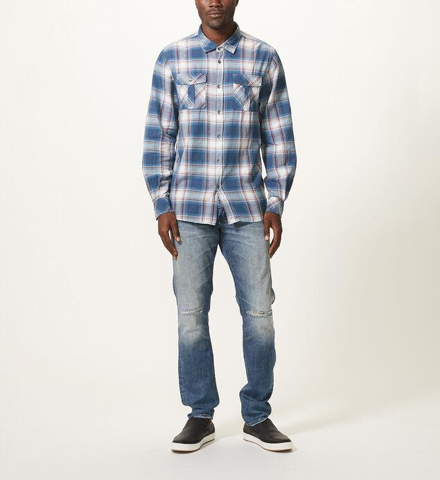 Cameron Plaid Slim Fit Shirt