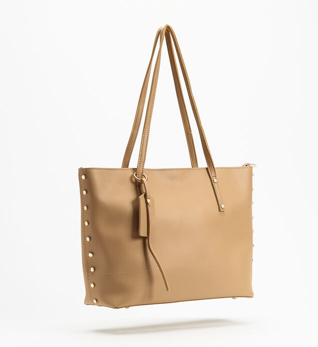 Large Divided Tote Bag
