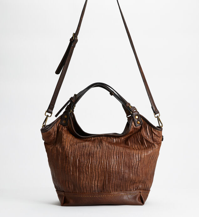 Large Textured Hobo