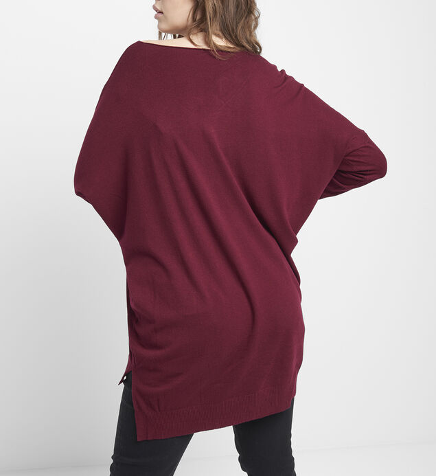 Devon Pullover Sweater, , hi-res