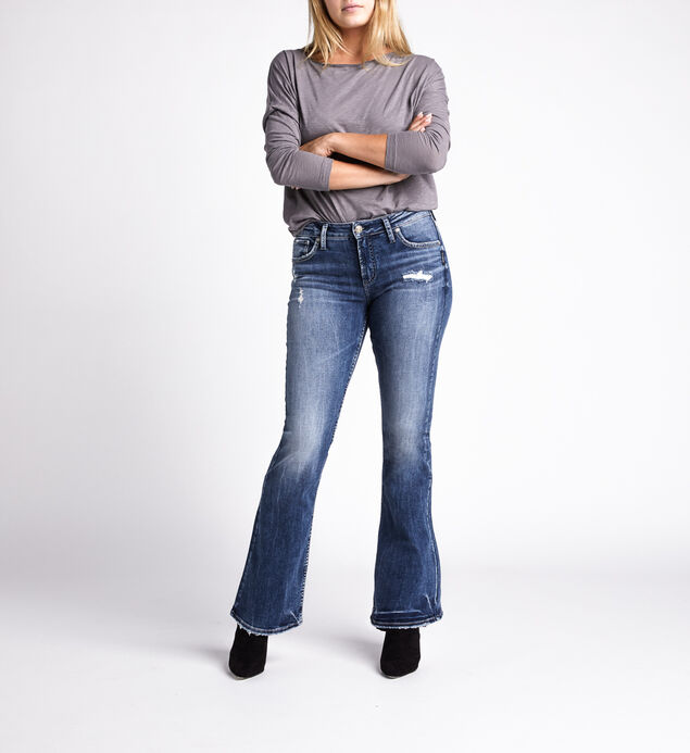 Avery High Rise Bootcut Jeans