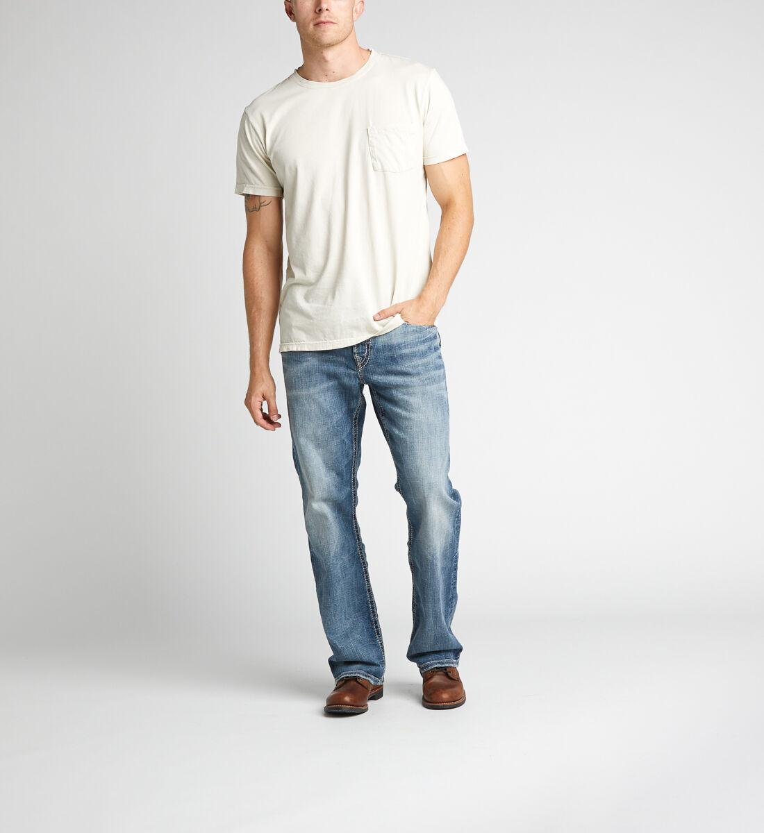 Craig Easy Fit Bootcut Jeans Alt Image 1