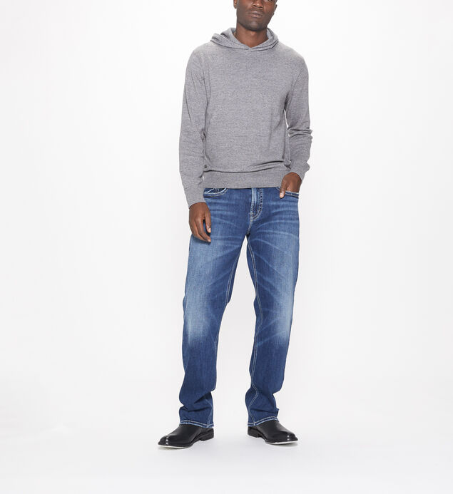 Grayson Straight Leg Dark Wash