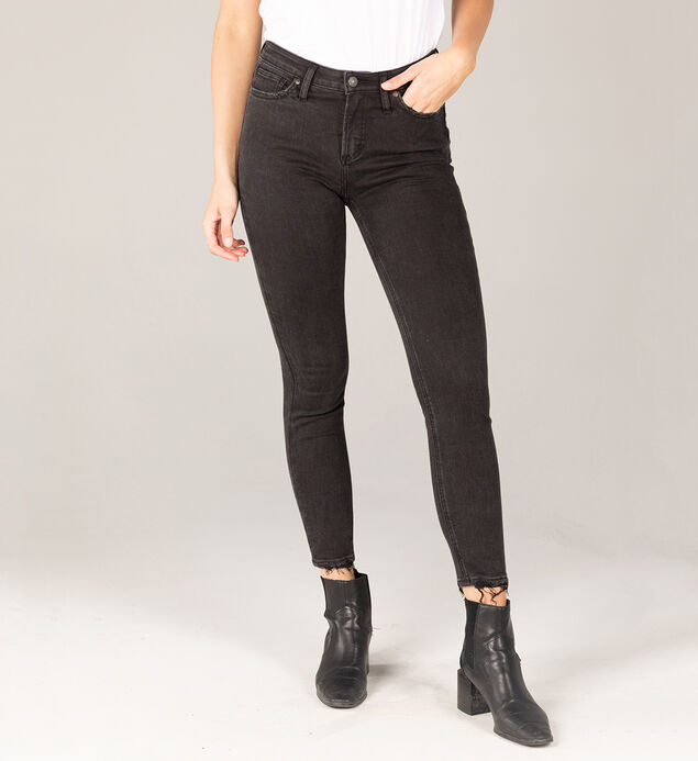 High Note Eco-Friendly High Rise Skinny Jeans