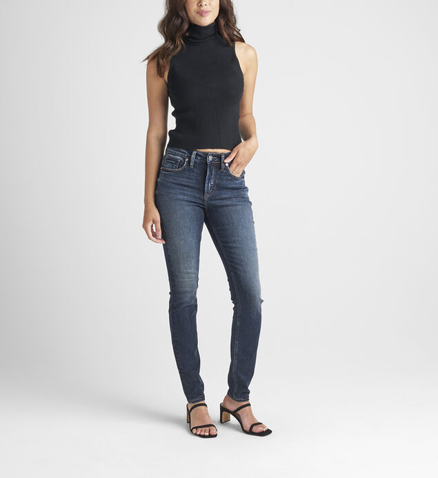 Avery High Rise Skinny Jeans