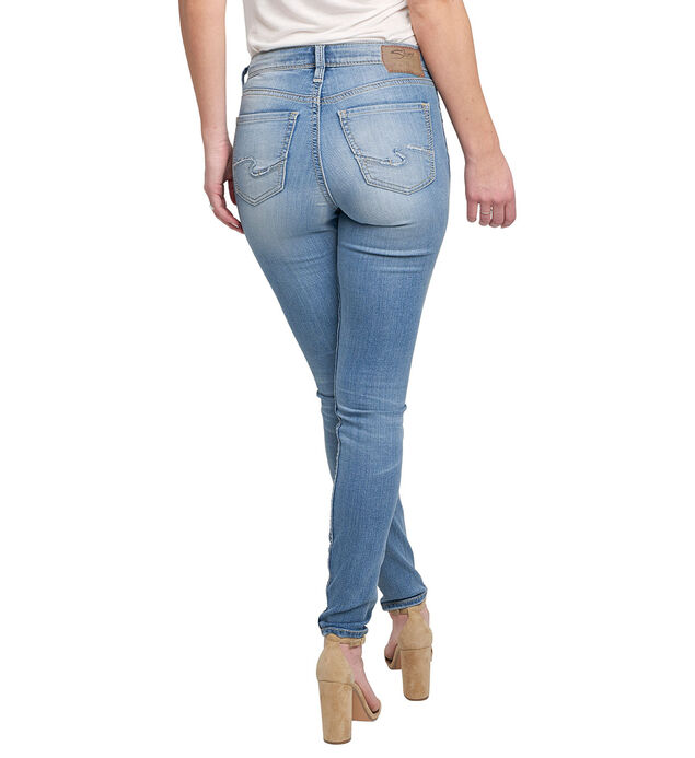 Izzy Super Skinny Light Wash, , hi-res