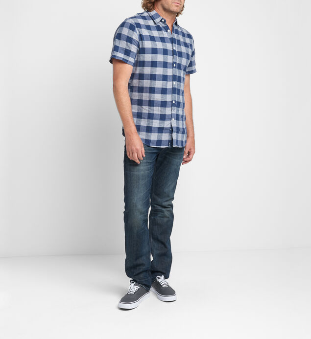 Billy Short-Sleeve Shirt, , hi-res