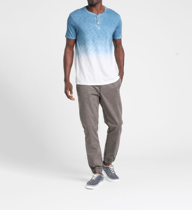 Kurt Short-Sleeve Henley