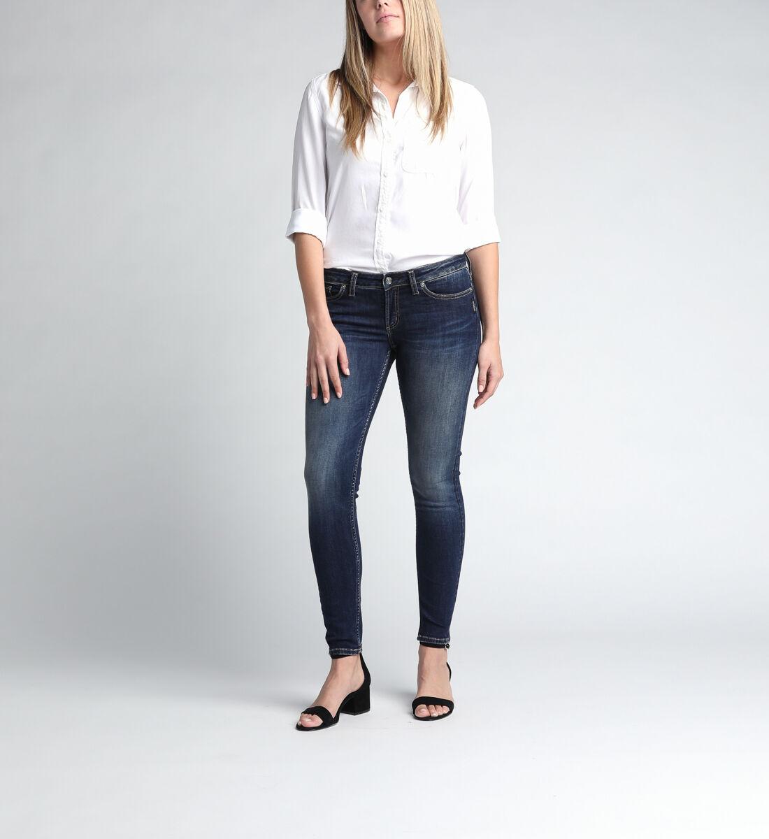 Tuesday Low Rise Skinny Leg Jeans Alt Image 1