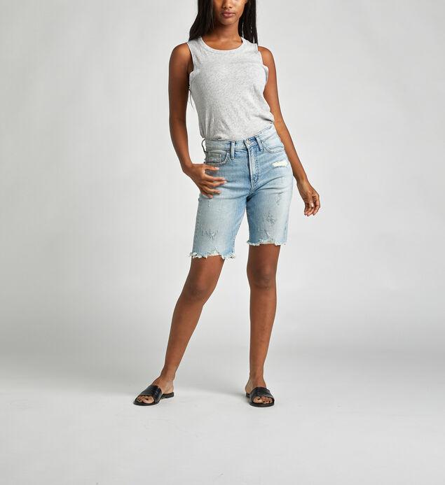 Frisco High Rise Knee Short