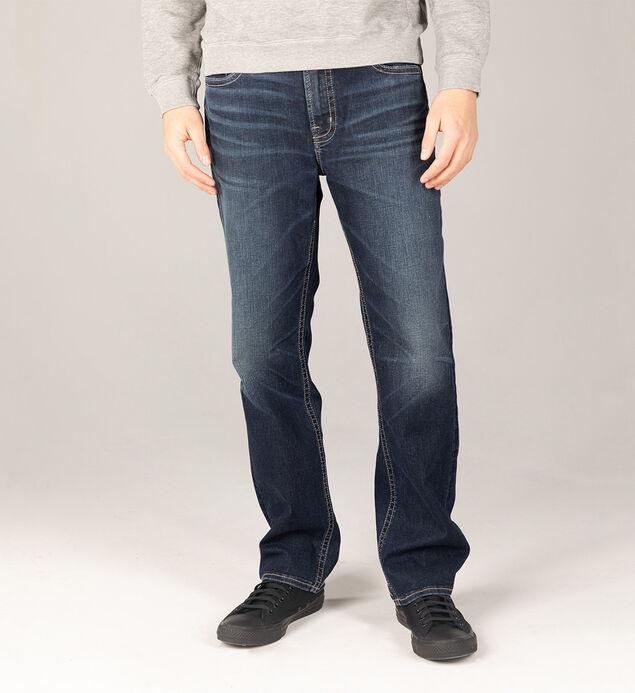 Grayson Easy Fit Straight Leg Jeans Big & Tall