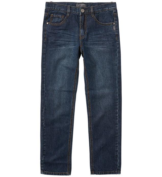 Nathan Skinny Jeans in Dark Wash (4-7)