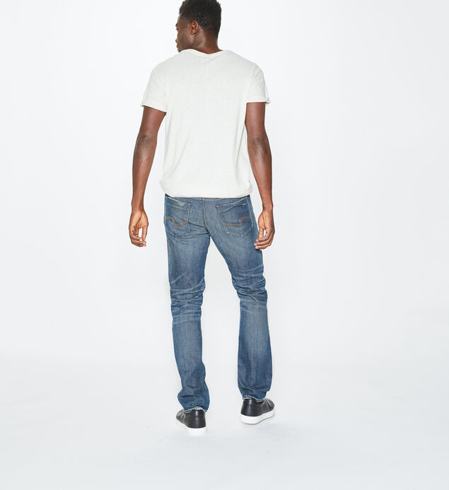Konrad Slim Dark Wash, , hi-res