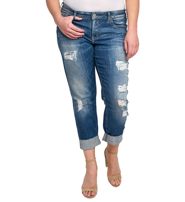 Sam Slim Leg Medium Wash