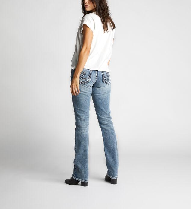 Suki High Rise Baby Bootcut Jeans, , hi-res