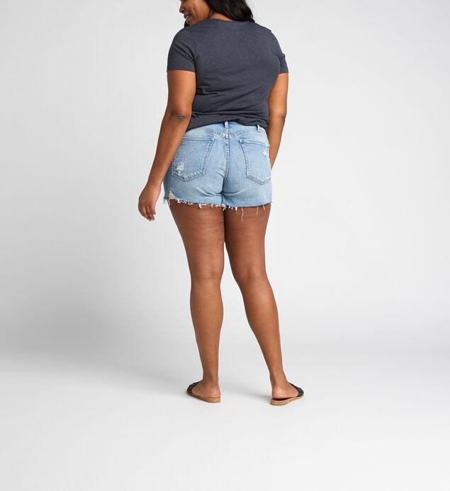 Frisco High Rise Short Plus Size, , hi-res