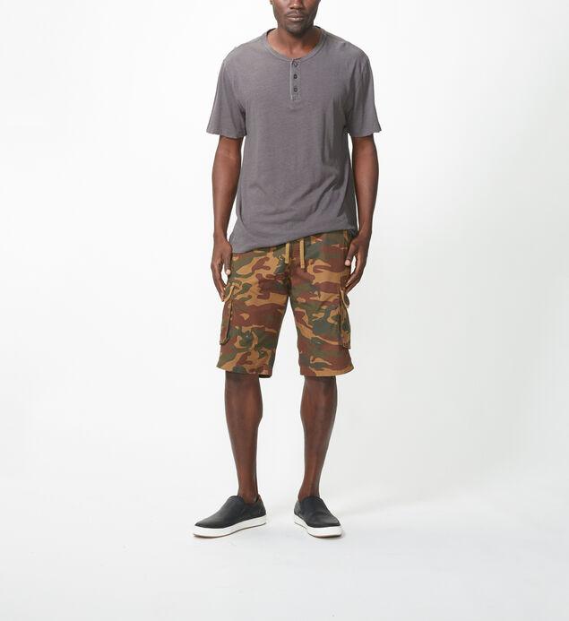 Ryan Camo Cargo Shorts