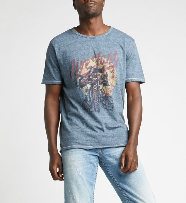 Dirk Short-Sleeve Graphic Tee