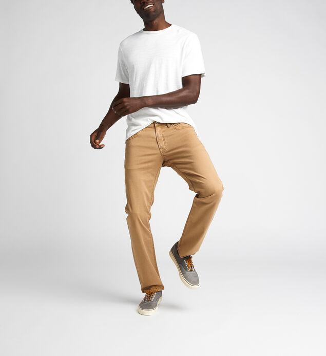 Allan Classic Fit Straight Leg Pants