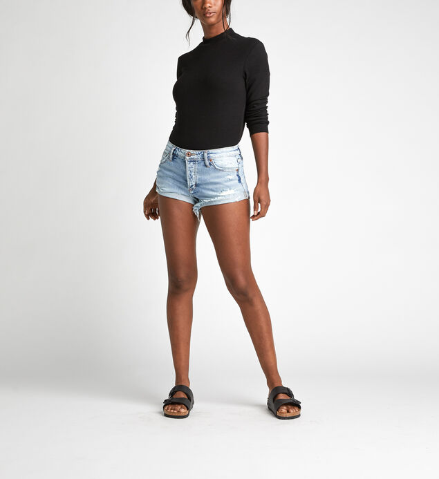 Hello Shorty Mid Rise Short