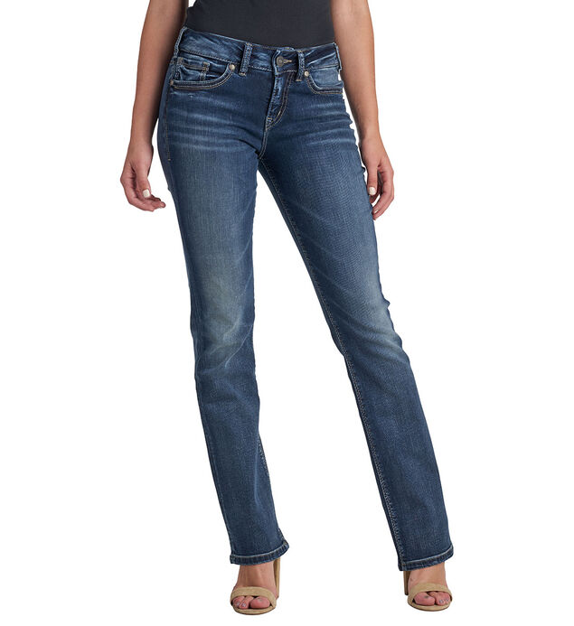 eddd3039 ... Suki Mid Rise Slim Bootcut Jeans